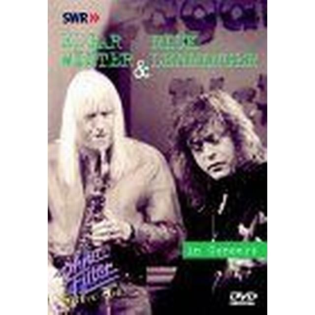 Edgar Winter & Rick Derringer - In Concert: Ohne Filter [DVD]